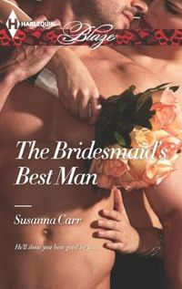 The Bridesmaid's Best Man by Susanna Carr