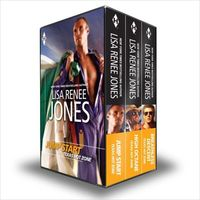 Texas Hotzone Series Boxed set by Lisa Renee Jones
