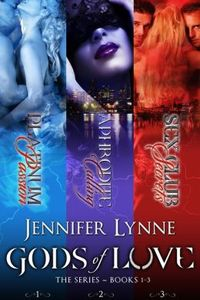 GODS OF LOVE 1-3 BOXED SET