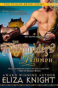 The Highlander's Triumph by Eliza Knight