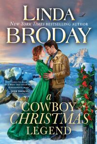 A Cowboy Christmas Legend