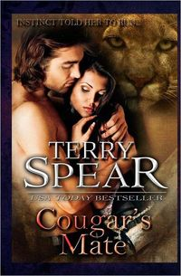 Cougar's Mate by Terry Spear