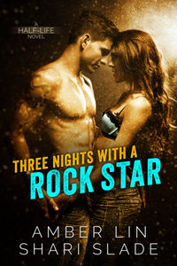 Three Nights with a Rock Star by Amber Lin