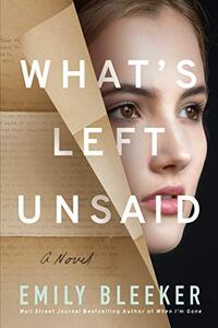 What's Left Unsaid