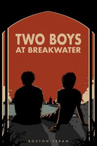 Two Boys at Breakwater