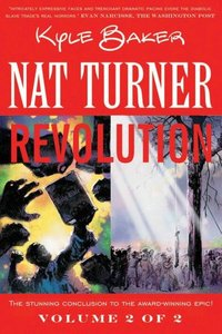 Nat Turner Book 2: Revolution