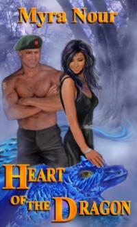 Volarn Book 2: Heart of the Dragon by Myra Nour