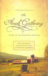 An Amish Gathering by Barbara Cameron