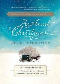 An Amish Christmas by Barbara Cameron