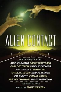 Alien Contact by Pat Cadigan