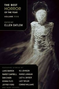 The Best Horror Of The Year Volume Five by Ramsey Campbell