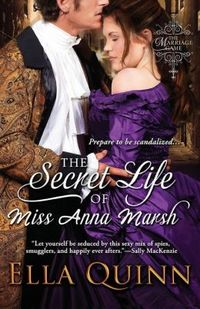 THE SECRET LIFE OF MISS ANNA MARSH