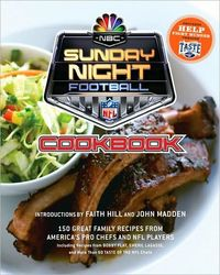 NBC Sunday Night Football Cookbook