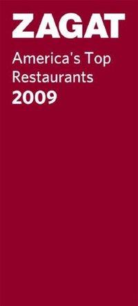 Zagat 2009 America's Top Restaurants