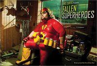 Fallen Superheroes by Scott Allen Perry