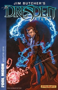 Jim Butcher's Dresden Files: Fool Moon