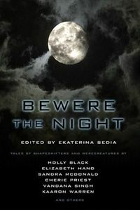 Bewere The Night by Holly Black