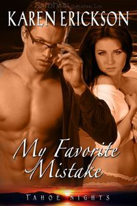 My Favorite Mistake by Karen Erickson