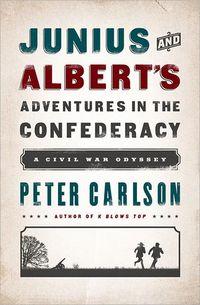 Junius And Albert's Adventures In The Confederacy