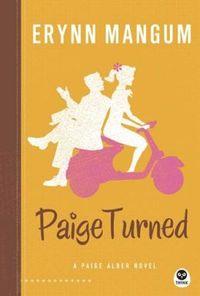 Paige Turned by Erynn Mangum