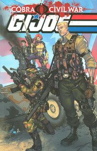 G.I. Joe: Cobra Civil War Vol. 1