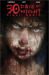 30 Days of Night: Night, Again by Joe R. Lansdale