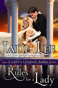 Ready for Jade Lee's set of lessons? Win a set of ebooks + Amazon Gift Card!