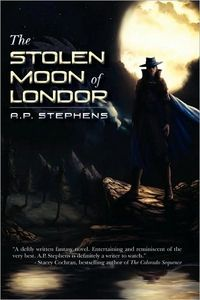 The White Shadow Saga by A.P. Stephens