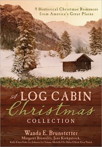 A Log Cabin Christmas by Margaret Brownley