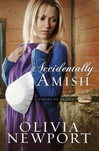 Accidentally Amish by Olivia Newport