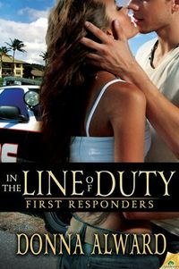 In the Line of Duty by Donna Alward
