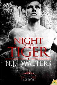 Night of the Tiger by N.J. Walters