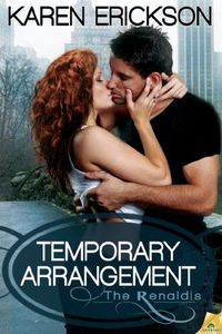 Temporary Arrangement by Karen Erickson