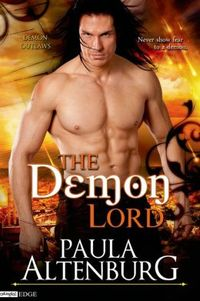 The Demon Lord by Paula Altenburg