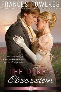 The Duke's Obsession by Frances Fowlkes