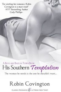 His Southern Temptation by Robin Covington