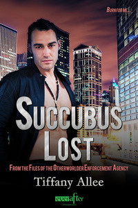 Succubus Lost by Tiffany Allee