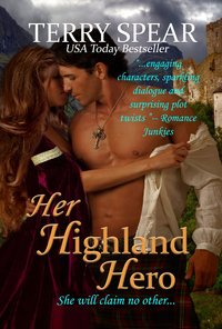 Her Highland Hero by Terry Spear