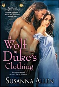 A WOLF IN DUKE'S CLOTHING