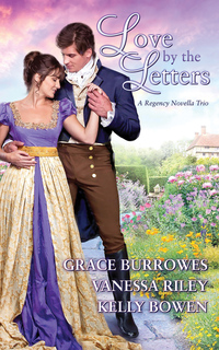 Love by the Letters: A Regency Novella Trio