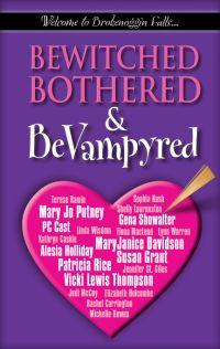 Bewitched, Bothered and BeVampyred by Vicki Lewis Thompson