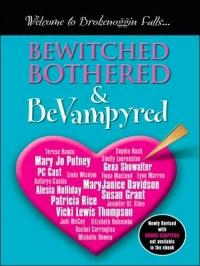 Bewitched, Bothered and Bevampyred by Patricia Rice