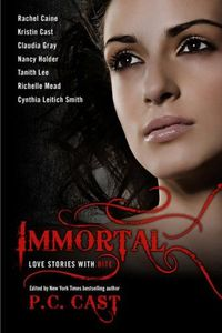 Immortal: Love Stories With Bite by Kelley Armstrong