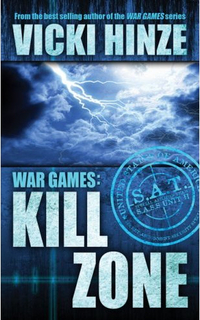 Kill Zone by Vicki Hinze