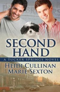 Second Hand by Marie Sexton