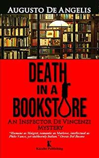 Death in a Bookstore: An Inspector De Vincenzi Mystery