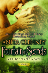 Fountain of Secrets by Anita Clenney
