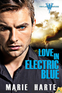 Love in Electrice Blue by Marie Harte