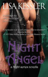 Night Angel by Lisa Kessler