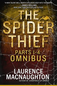 The Spider Thief by Laurence MacNaughton